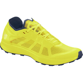 Arc'teryx Norvan SL Running Shoes Women yellow